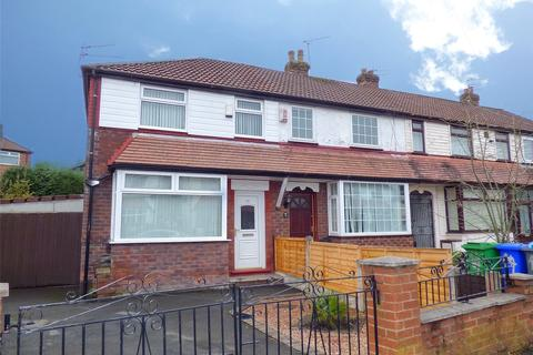 2 bedroom end of terrace house for sale - Melverley Road, Blackley, Manchester, M9