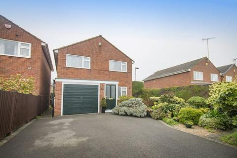 3 bedroom detached house for sale - Lambourn Drive, Allestree