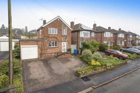 3 bedroom detached house for sale - Crabtree Close, Allestree