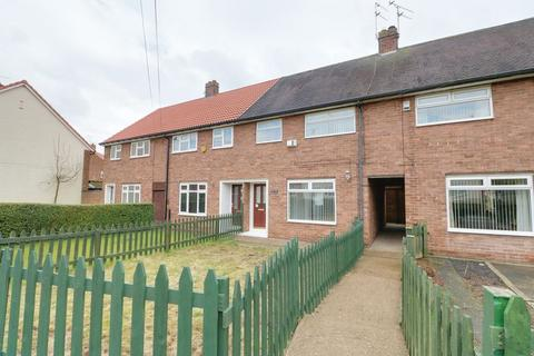 3 bedroom terraced house to rent - Aspall Walk, Longhill, Hull