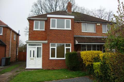 3 bedroom semi-detached house to rent - Chamberlain Crescent, Shirley, Solihull, B90 2DJ