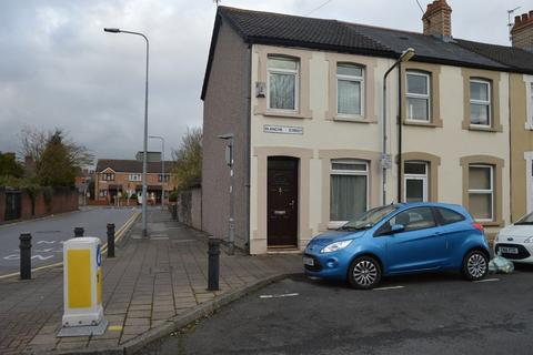 2 bedroom terraced house to rent - Blanche Street, Cardiff