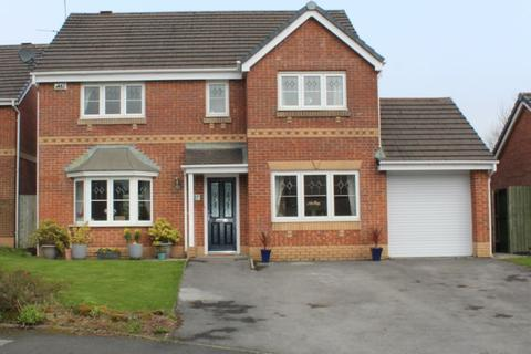 5 bedroom detached house for sale - Botesworth Green, Milnrow, Rochdale, OL16 3PJ