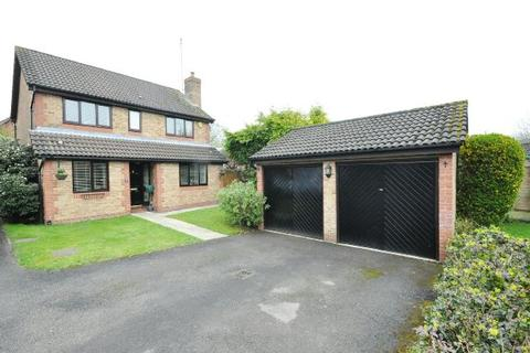 4 bedroom detached house for sale - Regent Close, Lower Earley, Reading