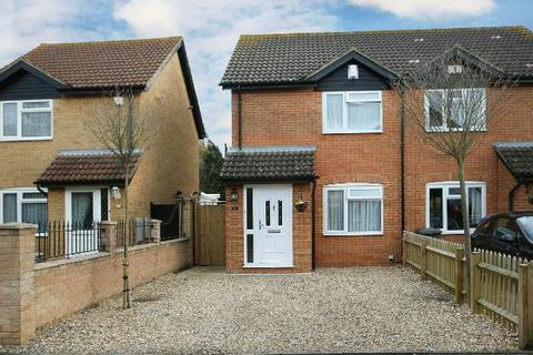 2 bedroom semi-detached house for sale - Dovecote Road, Reading