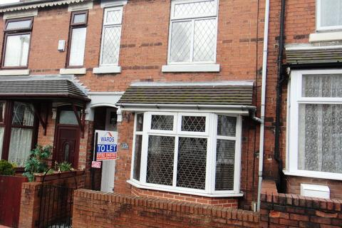 3 bedroom terraced house to rent - Dartmouth Street, Burslem, Stoke-on-Trent, ST6 1HA