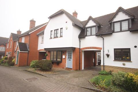 3 bedroom terraced house for sale - The Beeches , Wrest Park, Silsoe, MK45