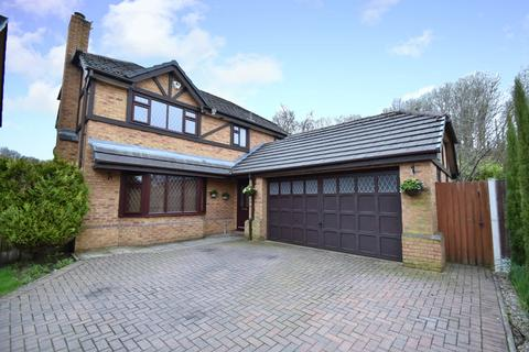 4 bedroom detached house for sale - The Heys, Prestwich, Manchester, M25