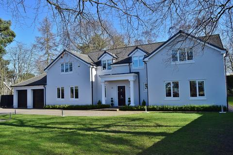 4 bedroom detached house for sale - Edge Hill, Darras Hall, Ponteland, Newcastle upon Tyne, NE20
