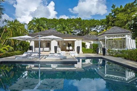 5 bedroom villa  - St James, Barbados