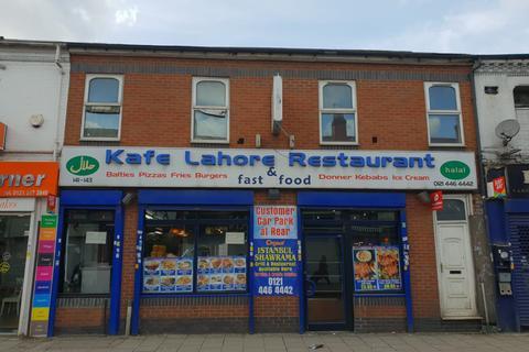 Restaurant to rent - Ladypool Road, Birmingham, West Midlands, B12