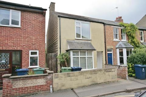 4 bedroom terraced house to rent - Gordon Street, Oxford, OX1 4RJ