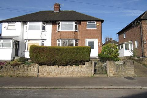 3 bedroom semi-detached house for sale - Hadbury Road, Nottingham, NG5