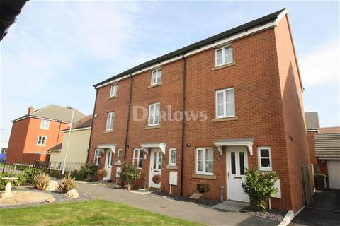 4 bedroom detached house to rent - Ffordd Nowell