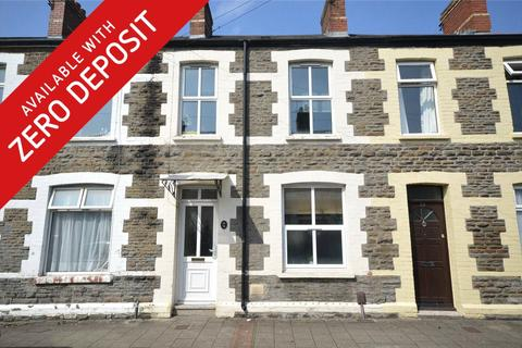 4 bedroom house share to rent - Hirwain Street, Cathays, Cardiff, CF24