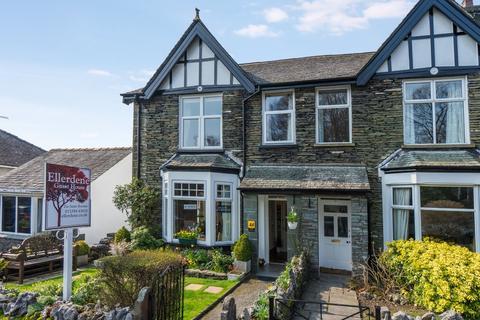 Hotel for sale - Ellerdene, 12 Ellerthwaite Road, Windermere, Cumbria, LA23 2AH