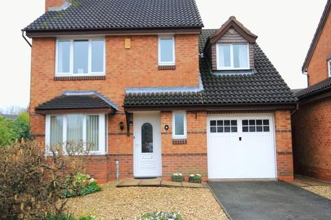 4 bedroom detached house for sale - WARRENDALE COURT, CHELLASTON