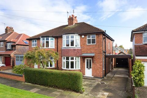 3 bedroom semi-detached house for sale - Oakland Avenue, York