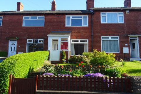 2 bedroom terraced house to rent - Stannington View Road, Crookes, S10 1SQ