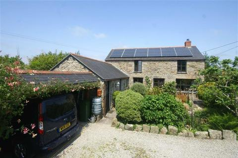 4 bedroom detached house for sale - Rowes Lane, Trevenen Bal, Helston, Cornwall, TR13