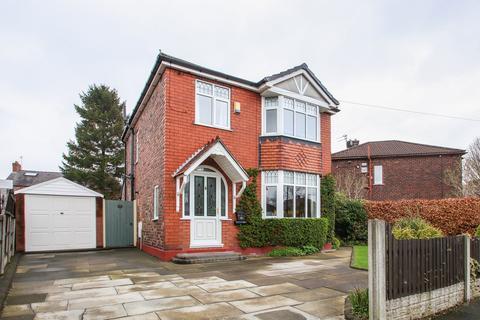 3 bedroom detached house for sale - Overdale Crescent, Flixton, Manchester, M41