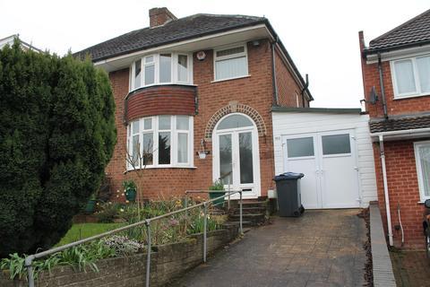3 bedroom semi-detached house for sale - Millfield Road, Handsworth Wood, Birmingham, B20 1ED
