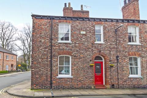 2 bedroom end of terrace house for sale - Fairfax Street, York, North Yorkshire, YO1 6EB