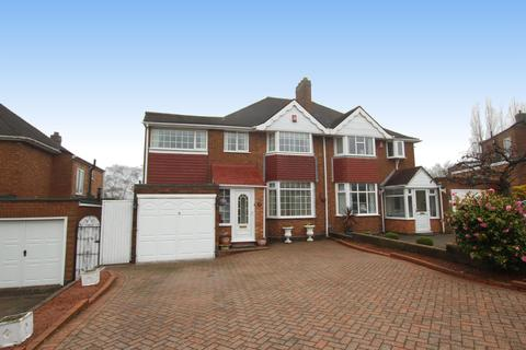 3 bedroom semi-detached house for sale - Hollyhurst Road, Sutton Coldfield, B73 6SZ