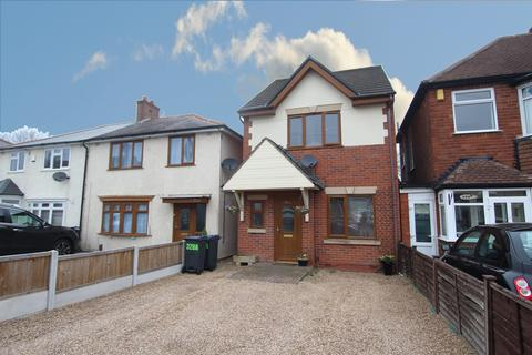 3 bedroom detached house for sale - Jockey Road, Sutton Coldfield, B73 5XL
