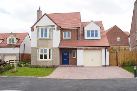 4 bedroom detached house for sale - Spencer Close (Plot 2), Glenfield