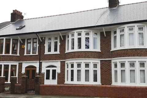 3 bedroom terraced house to rent - Victoria Park Road West, Cardiff CF5