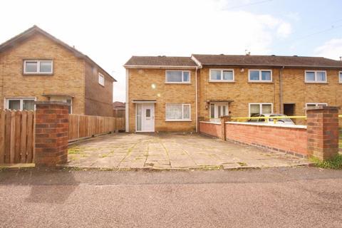 2 bedroom end of terrace house for sale - Briar Road, Scraptoft, LE5