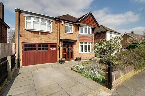 4 bedroom detached house for sale - Glenfield Frith Drive, Glenfield, Leicester