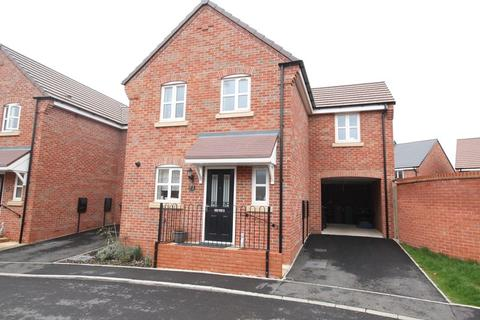3 bedroom detached house for sale - Hollywood Works Close, Shirley, Solihull