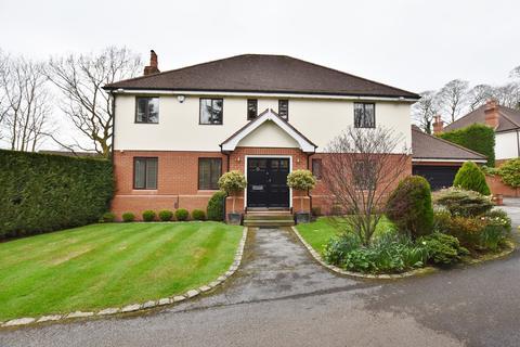 5 bedroom detached house for sale - Wicker Lane, Hale Barns