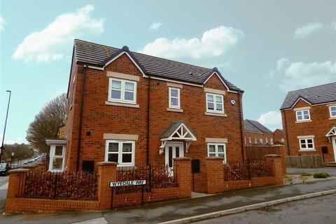 3 bedroom detached house for sale - Wyedale Way, Walker, Newcastle Upon Tyne, NE6