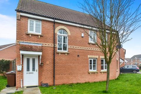 3 bedroom semi-detached house to rent - Callow Hill Drive, Castle Grange, Hull