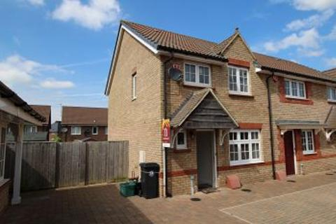 3 bedroom end of terrace house to rent - Danby Street, Cheswick Village