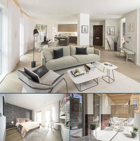2 bedroom flat for sale - Bourne, Dobson Court, Bourne Estate, London, EC1N