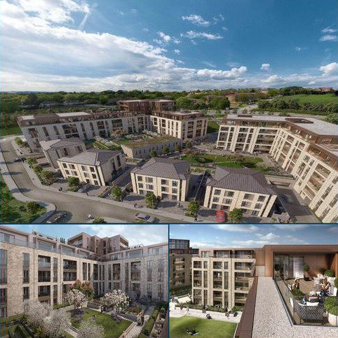 1 bedroom flat for sale - The Claves, Millbrook Park, Mill Hill, London, NW7