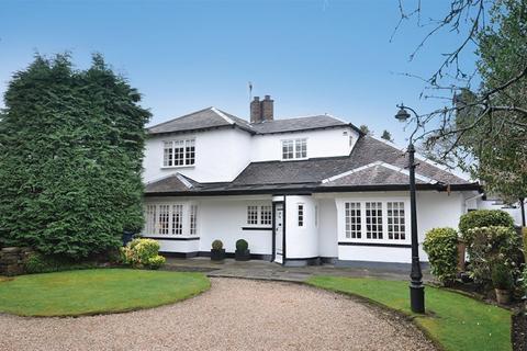 3 bedroom detached villa for sale - 18 Letham Drive, Newlands, G43 2SL