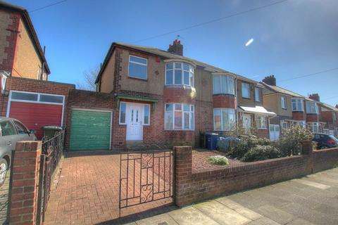 3 bedroom semi-detached house for sale - Thorntree Drive, Newcastle upon Tyne, NE15 7AR