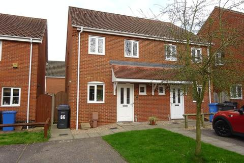 2 bedroom semi-detached house for sale - Roe Drive, Norwich