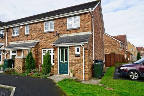 3 bedroom semi-detached house for sale - Thirlwall Court Longbenton