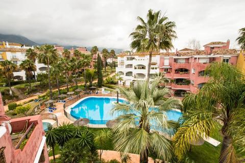 1 bedroom apartment  - Marbella golden mile, Málaga