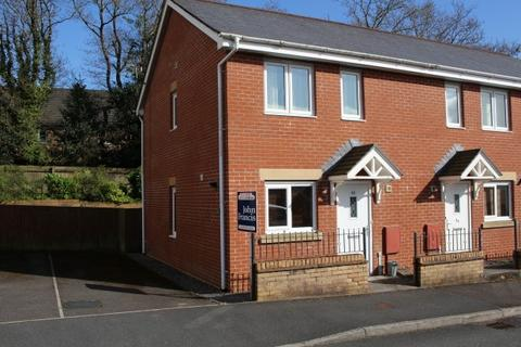 2 bedroom end of terrace house to rent - Llwn Teg, Fforestfach