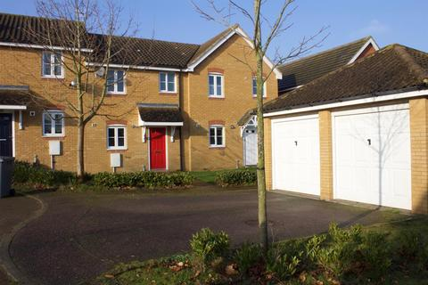 3 bedroom terraced house to rent - Thurlow Close, Saxmundham