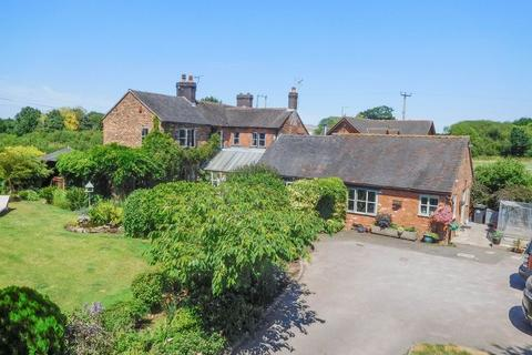 4 bedroom equestrian property for sale - Newcastle Road, Woore