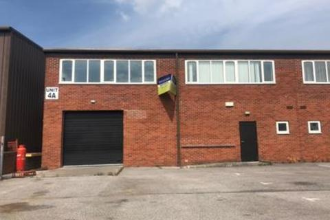 Industrial unit - 4A Swanbridge Court, Bedwas House Industrial Estate, Caerphilly, CF83