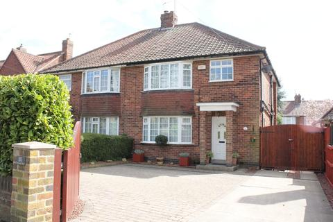 3 bedroom semi-detached house for sale - 103 Tadcaster Road York YO24 1QG